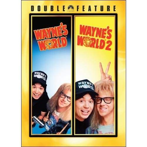 WAYNES WORLD 1 & 2 COMPLETE EPIC (DVD)