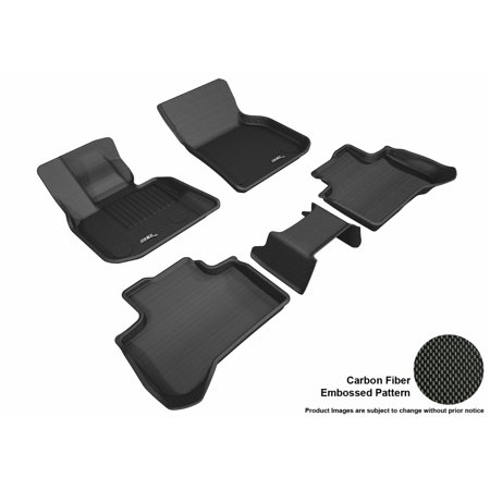 3D MAXpider BMW X3 2018-2019/ X4 2019 KAGU BLACK R1