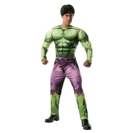 Hulk Classic Deluxe Marvel - Party City Hulk Costume