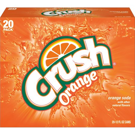 crush orange soda 12 fl oz 20 pack. Black Bedroom Furniture Sets. Home Design Ideas