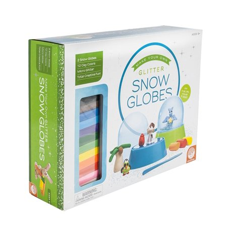 Make Your Own Glitter Snow Globes, TOYS THAT TEACH: Make Your Own Glitter Snow Globes from MindWare is a high-quality craft perfect for the.., By - Make Your Own Snow Globe