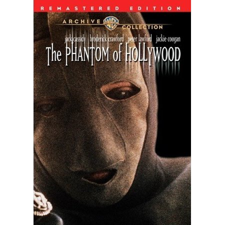 The Phantom Of Hollywood (DVD)