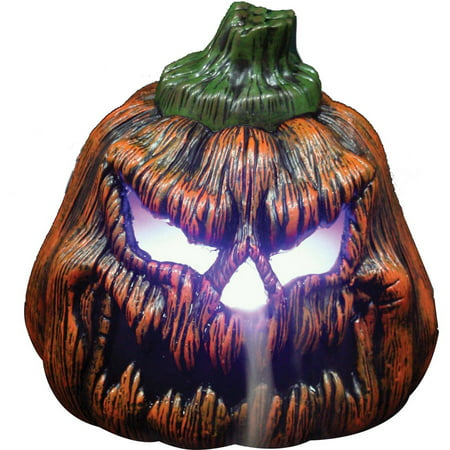 Sinister Pumpkin Water Mister Halloween Decoration (Baking Halloween Pumpkin)