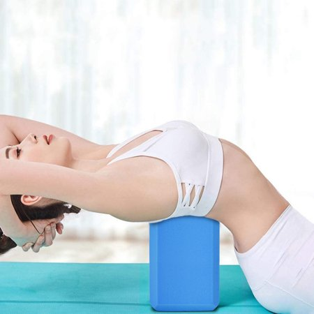 tioodre eva gym blocks foam brick training exercise