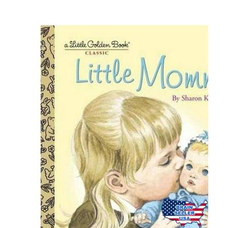 Little Mommy (Little Golden Book), New,