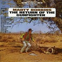 Return of the Gunfighter (CD)