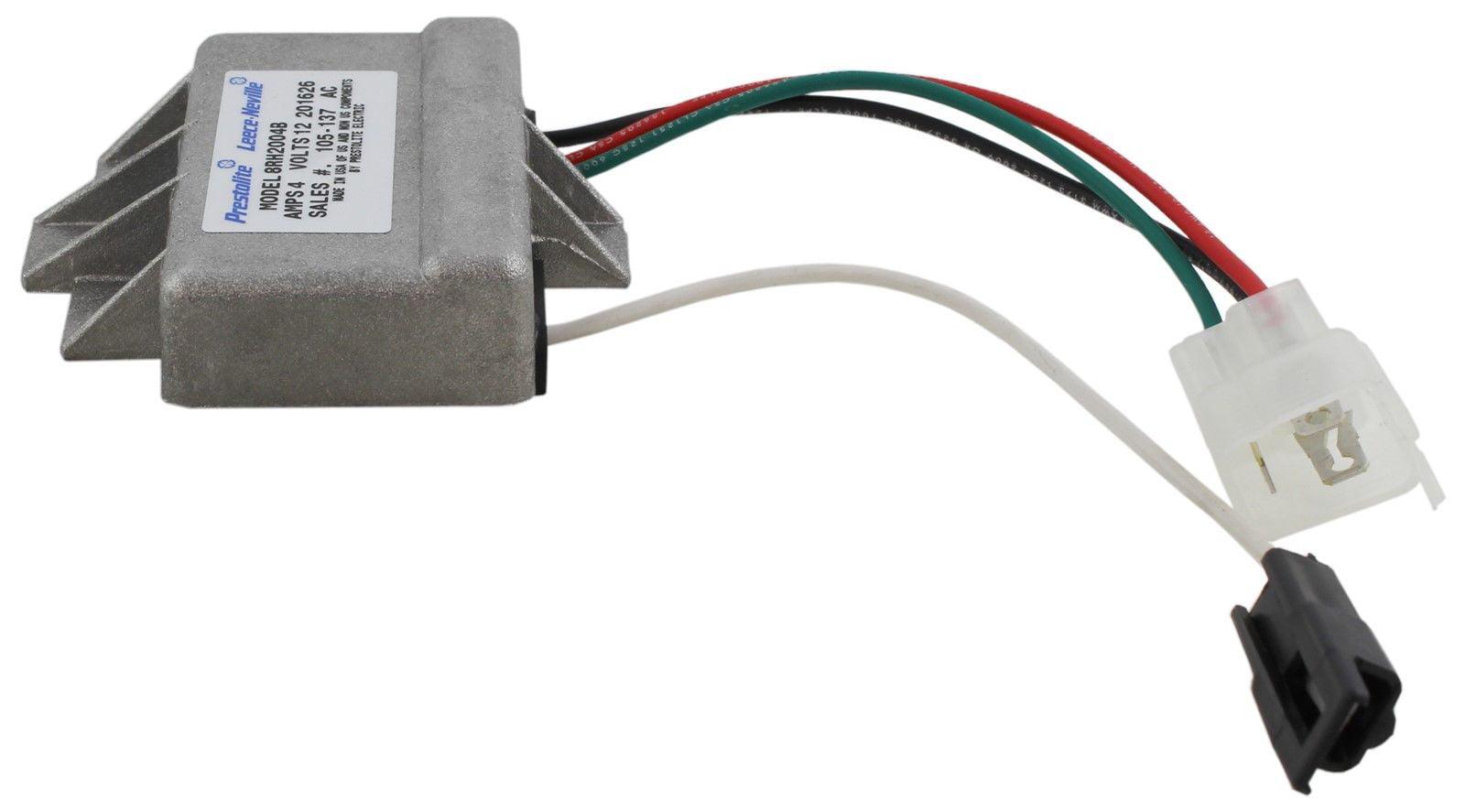New OEM Voltage Regulator for John Deere Applications AR77485 12 Volt