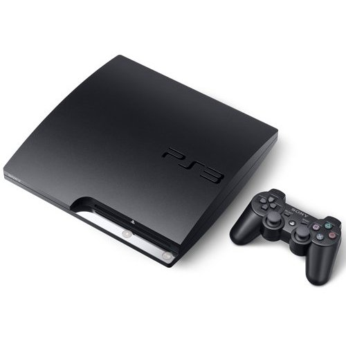 Refurbished PlayStation 3 250GB Console System, Black