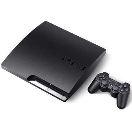 Refurbished PlayStation 3 250GB Console System, Black](ps3 black friday deals)