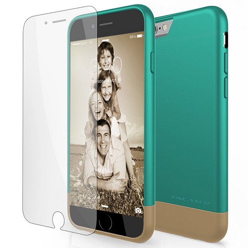 iPhone 6 Case (SlimShield Series) Ultra Thin Hybrid Cover w/ HD Screen Protection (By Encased)