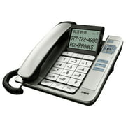 RCA 1113-1BSGA Corded Desk Phone With Caller ID