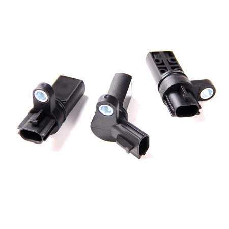 3pcs Camshaft Crankshaft Position Sensor Set 23730-AL60A 23731-AL61C 23731-6J90B for FX35 G35 I35 M35 350Z Altima Maxima