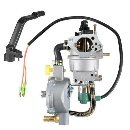 Special Bargain Accessory Kit - Unique Bargains Generator Dual Fuel Carburetor LPG NG Conversion Kit 4.5-5.5KW GX390 188F