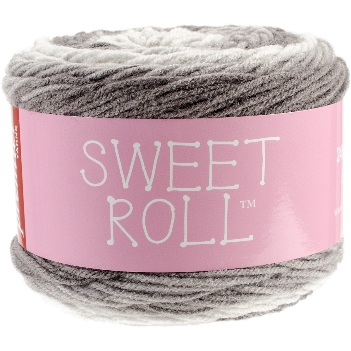 Premier Yarns Sweet Roll Yarn Silver Swirl