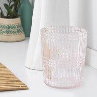 Resin Textured Wastebasket by Drew Barrymore Flower Home