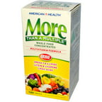 American Health More Than A Multiple Multivitamins Tablets, 120 CT