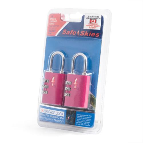 Safe Skies  Double Set TSA-Recognized Locks