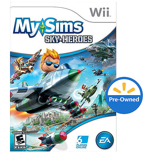 My Sims Sky Heroes  (Wii) - Pre-Owned