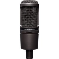Audio-Technica AT2020USBi Cardioid Condenser USB/Lightning Microphone