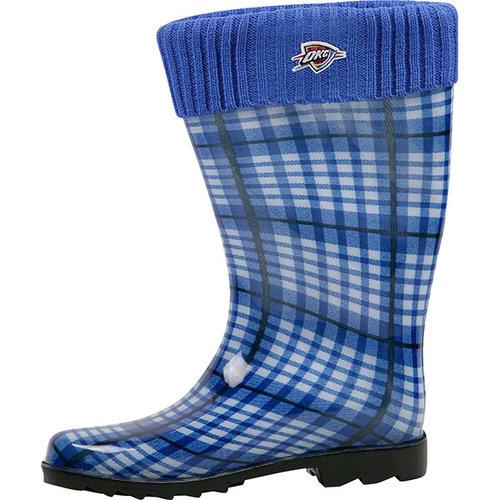 NBA - Oklahoma City Thunder Women's Rain Boots