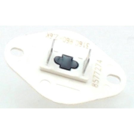 Dryer Thermistor for Whirlpool, Sears, AP3919451, PS993287, 8577274, Replaces part numbers: AP3919451, 3976615, 1181075, 3390292, 3406294, 772546, AH993287,.., By Seneca River Trading ()