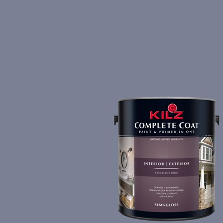 Magical Twilight, KILZ Complete Coat Interior/Exterior Paint & Primer in One, #RB280-01