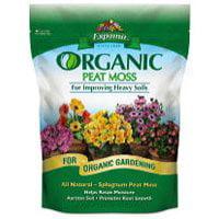 Peat Moss, Organic, 8-Qts.