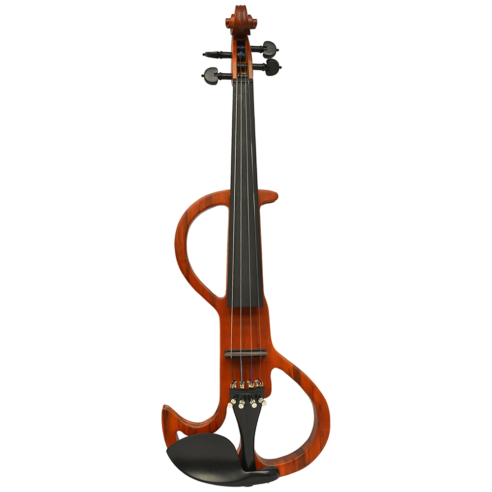 Vienna Strings Takayama Bamboo Electric Violin S Cutaway by