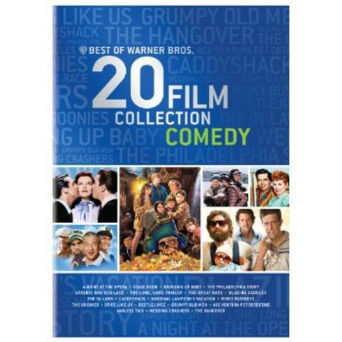 Best Of Warner Bros. 20 Film Comedy DVD Collection