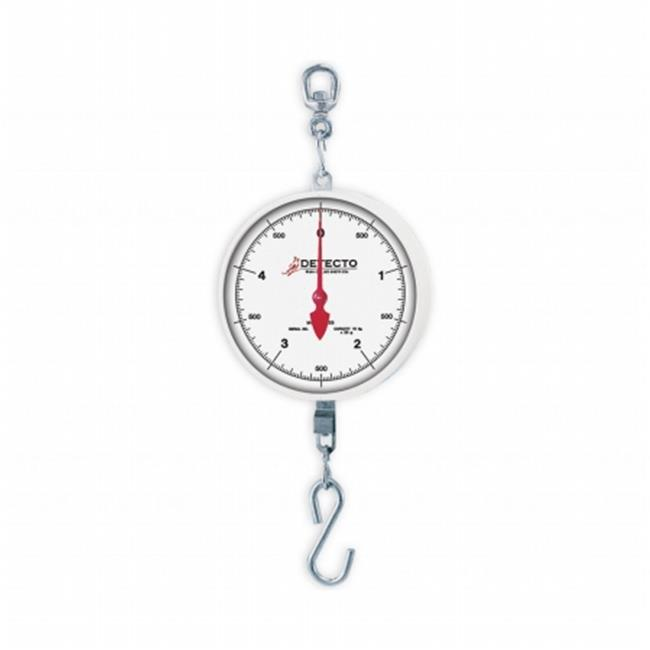 Cardinal Scales MCS-40DP  Hanging Scoop Scale with Double Dial