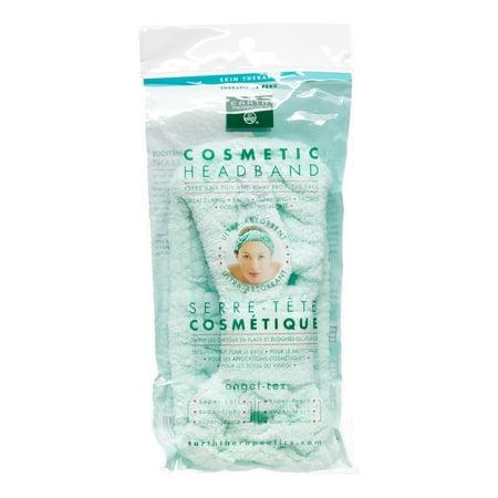 Earth Therapeutics Spa Cosmetic Headband 1 Band