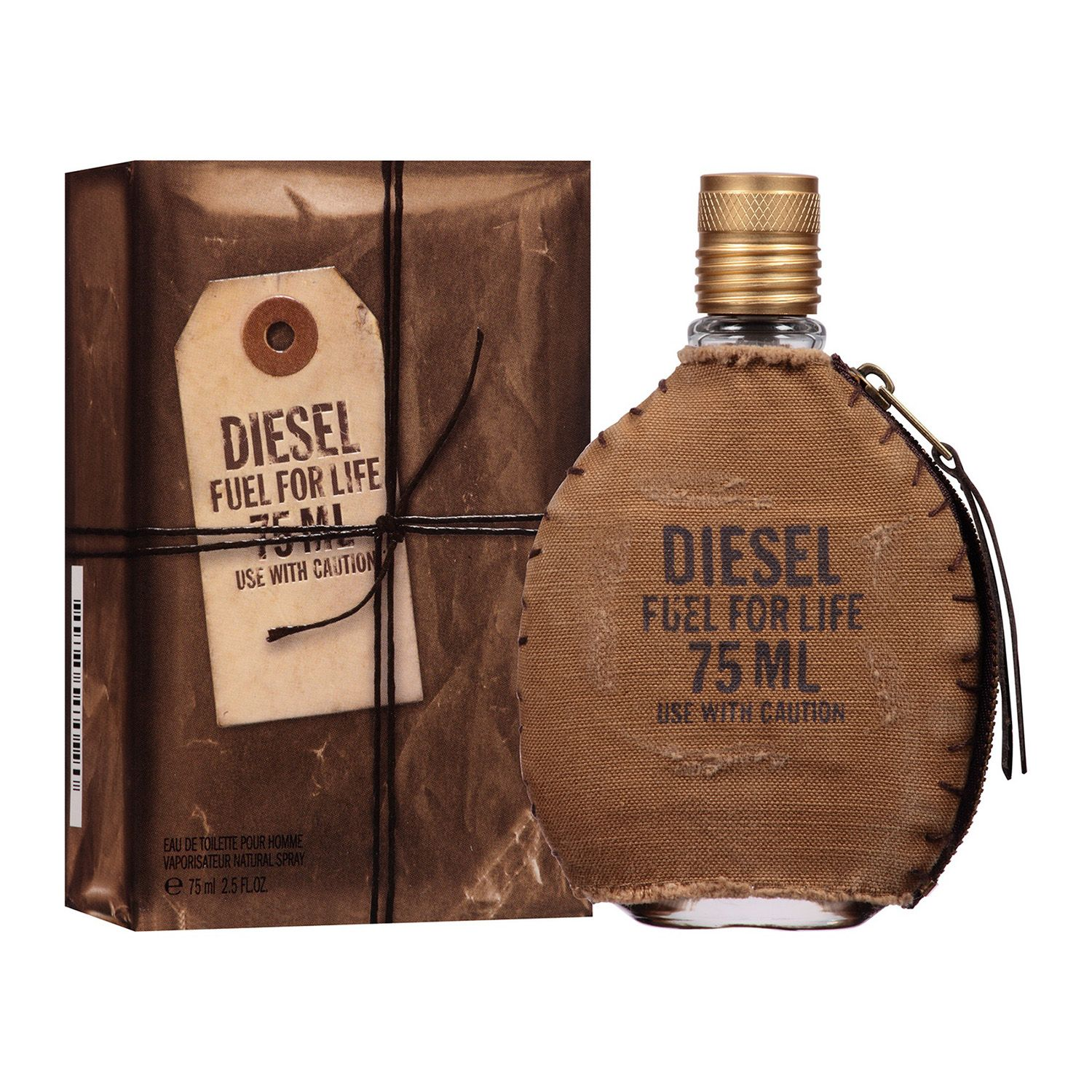 Diesel Fuel for Life (2.5 oz.)