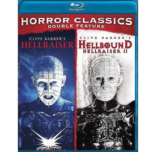 Hellraiser / Hellbound: Hellraiser II (Blu-ray) (Widescreen)