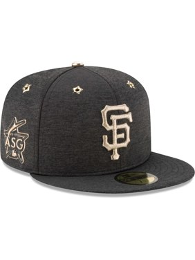 Product Image San Francisco Giants New Era 2017 MLB All-Star Game Side Patch  59FIFTY Fitted Hat f3ec342bb91f