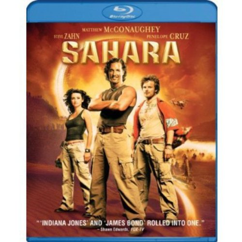 Sahara (Blu-ray) (Widescreen)