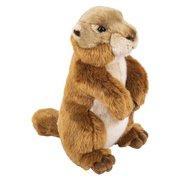 Wildlife Tree 10 Inch Stuffed Prairie Dog Plush Floppy Animal Kingdom Collection