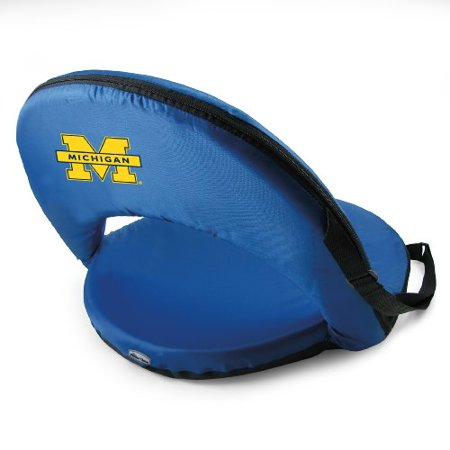 Michigan Wolverines - Oniva Seat Portable Recliner Chair by Picnic Time (Navy) - image 1 of 1