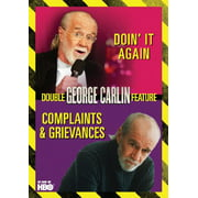 George Carlin: Complaints and Grievances / Doin' It Again (DVD)
