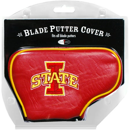 2 Ball Putter Cover - Iowa State University Blade Putter Cover