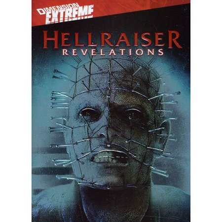 Hellraiser Makeup (Hellraiser: Revelations)