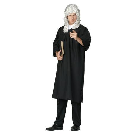 Adult Judge Costume](Judge Smails Costume)