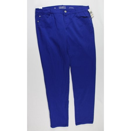 Celebrity Blues Navy Skinny Jeans | eBay