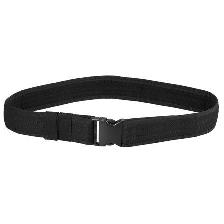 Adjustable 2.1IN Belt Training Heavy Duty Waist Belt Outdoor Combat Utility Belt Quick Release Buckle](Police Utility Belt)
