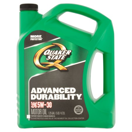 Quaker state advanced durability sae 5w 30 motor oil 1 for Quaker state advanced durability motor oil review