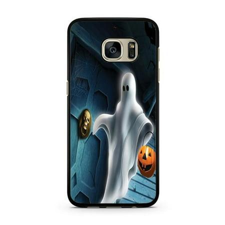 Halloween Ghost Galaxy S7 Case