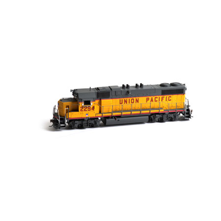 Athearn G65463 HO Union Pacific GP38-2 Diesel Loco Phase ...