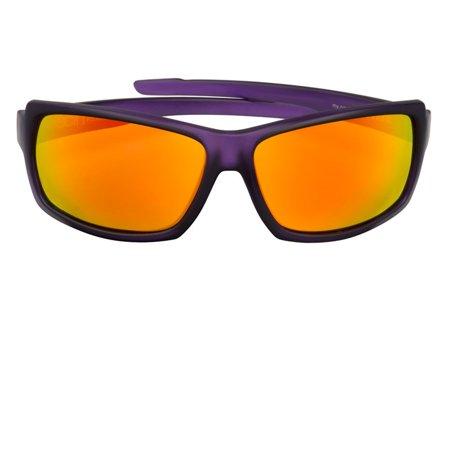Scin Skyler Polarized Sunglasses (XTAL LIBERTY MATTE / BROWN LENS RED REVO FM)](Liberty Sunglasses)