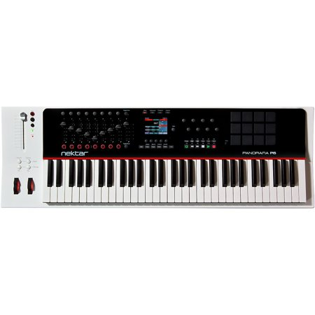 Nektar Panorama P6 61 Key Usb Midi Controller Keyboard