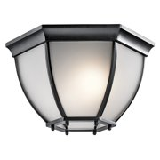 Kichler 9886 Outdoor Flush Mount Light