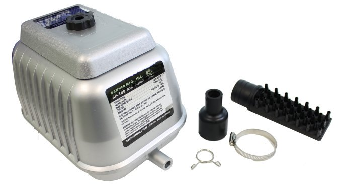 Pondmaster 04580 1.5 Amp Pond Air Pump by Generic